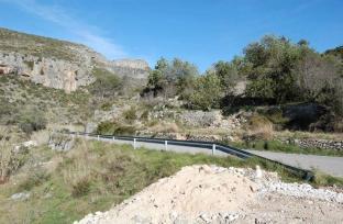 Plot in Benirrama for sale