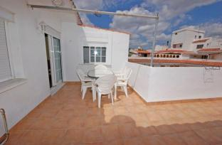 Penthouse in Pego to rent