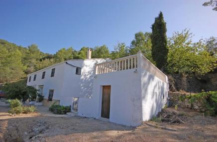Country Property in Margarida for sale