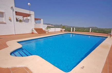 Duplex in Monte Pego for sale